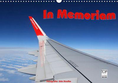 In Memoriam Air Berlin (Wandkalender 2019 DIN A3 quer), Udo Haafke