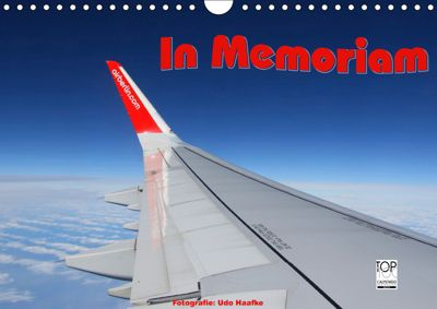 In Memoriam Air Berlin (Wandkalender 2019 DIN A4 quer), Udo Haafke