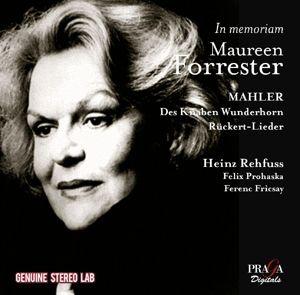 In Memoriam Maureen Forrester, Maureen Forrester
