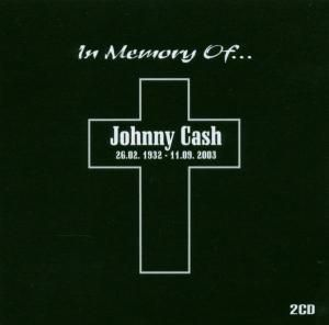 In Memory Of..., Johnny Cash