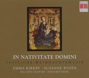 In Nativitate Domini-Festliche Weihnachtsmusik, Kirkby, Ryden, Ba Salzburg, Siedel
