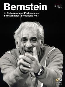 In Rehearsal And Performance, Leonard Bernstein