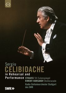 In Rhearsal & Performance, Sergiu Celibidache