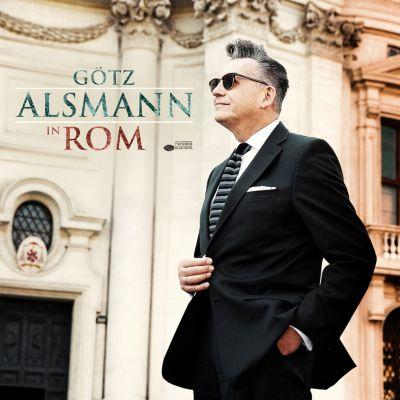 In Rom, Götz Alsmann