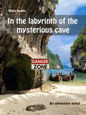 In the labyrinth of the mysterious cave, Silvia Kaufer