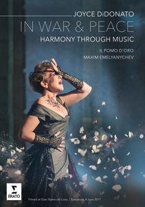 In War & Peace:Harmony Through Music, Joyce DiDonato, Il Pomo D'Oro, M. Emelyanychev