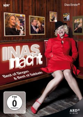 Inas Nacht - Best of Singen & Best of Sabbeln, Barry & Love Unlimited White