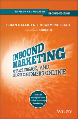 Inbound Marketing, Revised and Updated, Brian Halligan, Dharmesh Shah