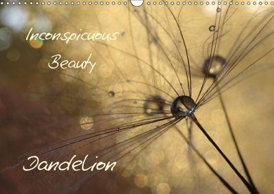 Inconspicuous Beauty - Dandelion (Wall Calendar 2019 DIN A3 Landscape), Judith Doberstein