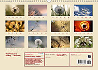 Inconspicuous Beauty - Dandelion (Wall Calendar 2019 DIN A3 Landscape) - Produktdetailbild 13