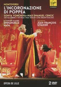 Incoronazione Di Poppea, Haim, Cencic, Yoncheva, Hallenberg