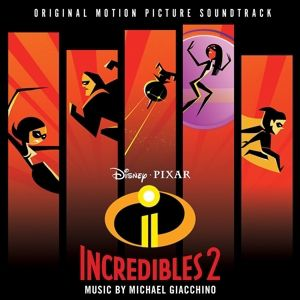 Incredibles 2 (Original Soundtrack), Michael Giacchino