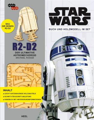 Incredibuilds: R2-D2, Set, Michael Kogge