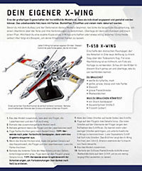 Incredibuilds: X-Wing, Set - Produktdetailbild 9