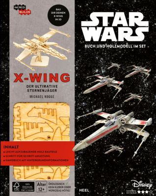 Incredibuilds: X-Wing, Set, Michael Kogge