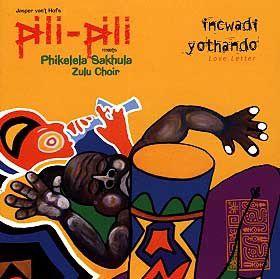 Incwadi yothando (Love Letter), Jasper's Pili Pili & Phikelela Sakhula Van't Hof