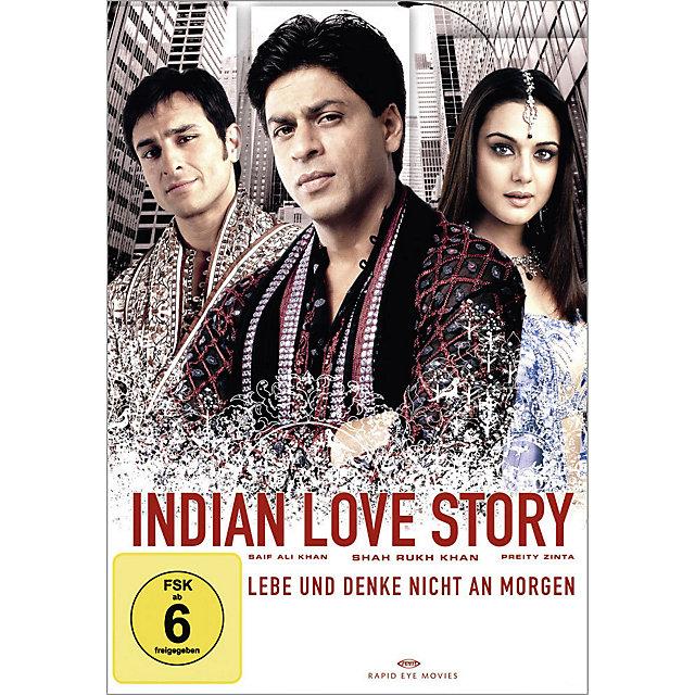 Indian Love Story: Lebe und denke nicht an morgen Film