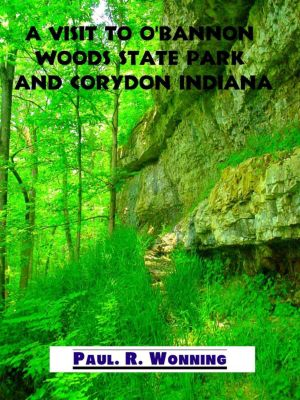 Indiana State Park Travel Guide Series: A Visit to O'Bannon Woods State Park and Corydon Indiana (Indiana State Park Travel Guide Series, #8), Paul R. Wonning