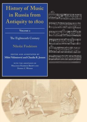Indiana University Press: History of Music in Russia from Antiquity to 1800, Vol. 2, Nikolai Findeizen