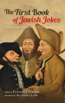 Indiana University Press: The First Book of Jewish Jokes