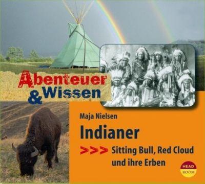 Indianer, 1 Audio-CD, Maja Nielsen