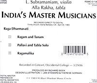 India'S Master Musicians - Produktdetailbild 1