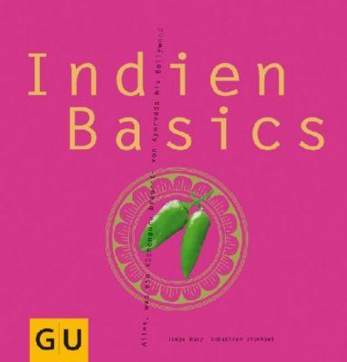Indien Basics, Tanja Dusy, Sebastian Dickhaut