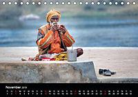 Indiens Gesichter (Tischkalender 2019 DIN A5 quer) - Produktdetailbild 11
