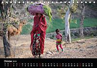 Indiens Gesichter (Tischkalender 2019 DIN A5 quer) - Produktdetailbild 10