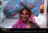 Indiens Gesichter (Tischkalender 2019 DIN A5 quer) - Produktdetailbild 12