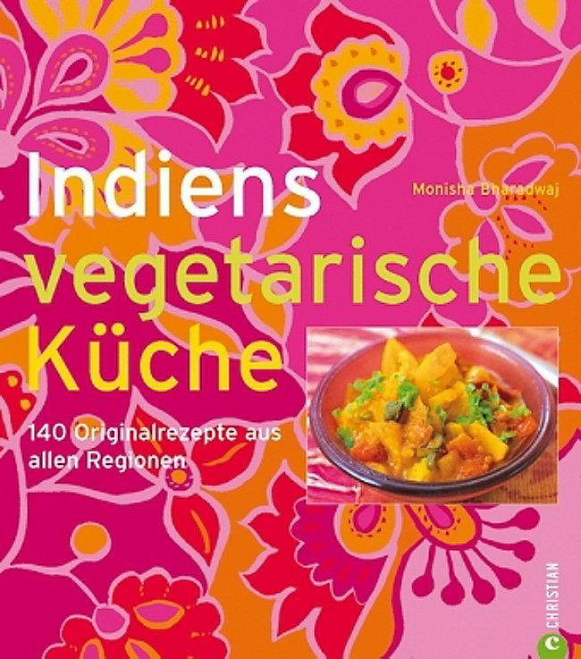 Indiens vegetarische Küche Buch portofrei bei Weltbild.de