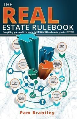 Indigo River Publishing: The Real Estate Rule Book, Pam Brantley