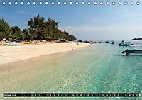 Indonesien: Gili Inseln (Tischkalender 2019 DIN A5 quer) - Produktdetailbild 1