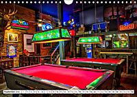 Indoor Aktivitäten. Billard, Darts und Bowling. Impressionen (Wandkalender 2019 DIN A4 quer) - Produktdetailbild 9