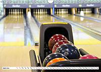 Indoor Aktivitäten. Billard, Darts und Bowling. Impressionen (Wandkalender 2019 DIN A4 quer) - Produktdetailbild 6