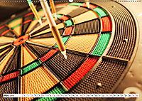 Indoor Aktivitäten. Billard, Darts und Bowling. Impressionen (Wandkalender 2019 DIN A2 quer) - Produktdetailbild 3