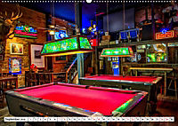 Indoor Aktivitäten. Billard, Darts und Bowling. Impressionen (Wandkalender 2019 DIN A2 quer) - Produktdetailbild 9
