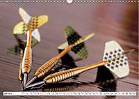 Indoor Aktivitäten. Billard, Darts und Bowling. Impressionen (Wandkalender 2019 DIN A3 quer) - Produktdetailbild 7