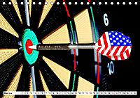 Indoor Aktivitäten. Billard, Darts und Bowling. Impressionen (Tischkalender 2019 DIN A5 quer) - Produktdetailbild 5