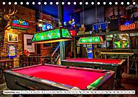 Indoor Aktivitäten. Billard, Darts und Bowling. Impressionen (Tischkalender 2019 DIN A5 quer) - Produktdetailbild 9
