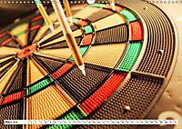 Indoor Aktivitäten. Billard, Darts und Bowling. Impressionen (Wandkalender 2019 DIN A3 quer) - Produktdetailbild 3