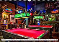 Indoor Aktivitäten. Billard, Darts und Bowling. Impressionen (Wandkalender 2019 DIN A3 quer) - Produktdetailbild 9