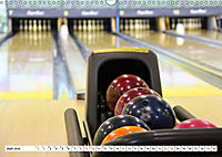 Indoor Aktivitäten. Billard, Darts und Bowling. Impressionen (Wandkalender 2019 DIN A3 quer) - Produktdetailbild 6