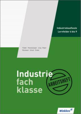 Industriefachklasse: Bd.2 Lernfelder 6 bis 9, Arbeitsheft