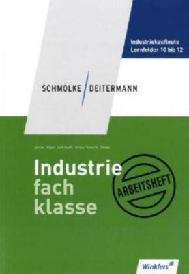 Industriefachklasse: Bd.3 Lernfelder 10 bis 12, Arbeitsheft