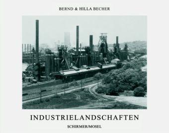 Industrielandschaften, Bernd Becher, Hilla Becher