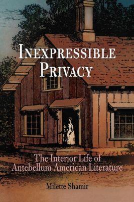 Inexpressible Privacy, Milette Shamir