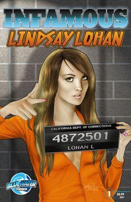 Infamous: Lindsay Lohan, Marc Shapiro