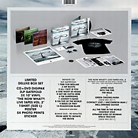 "InFinite (Large Box Set inkl. CD, DVD, 2 LPs, 3x10"" Vinyl, T-Shirt, Poster, Photo Prints, Sticker) - Produktdetailbild 1"