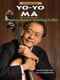 Influential Asians: Yo-Yo Ma, Jeanne Nagle, Lisa A. Chippendale
